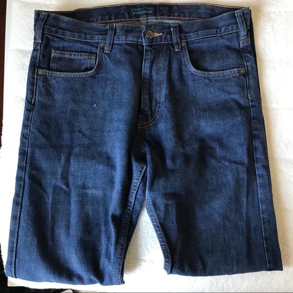 59f12ce7f04b Patagonia men's Performance Straight Fit jeans. M_5c96a3b4aa571902f143621b